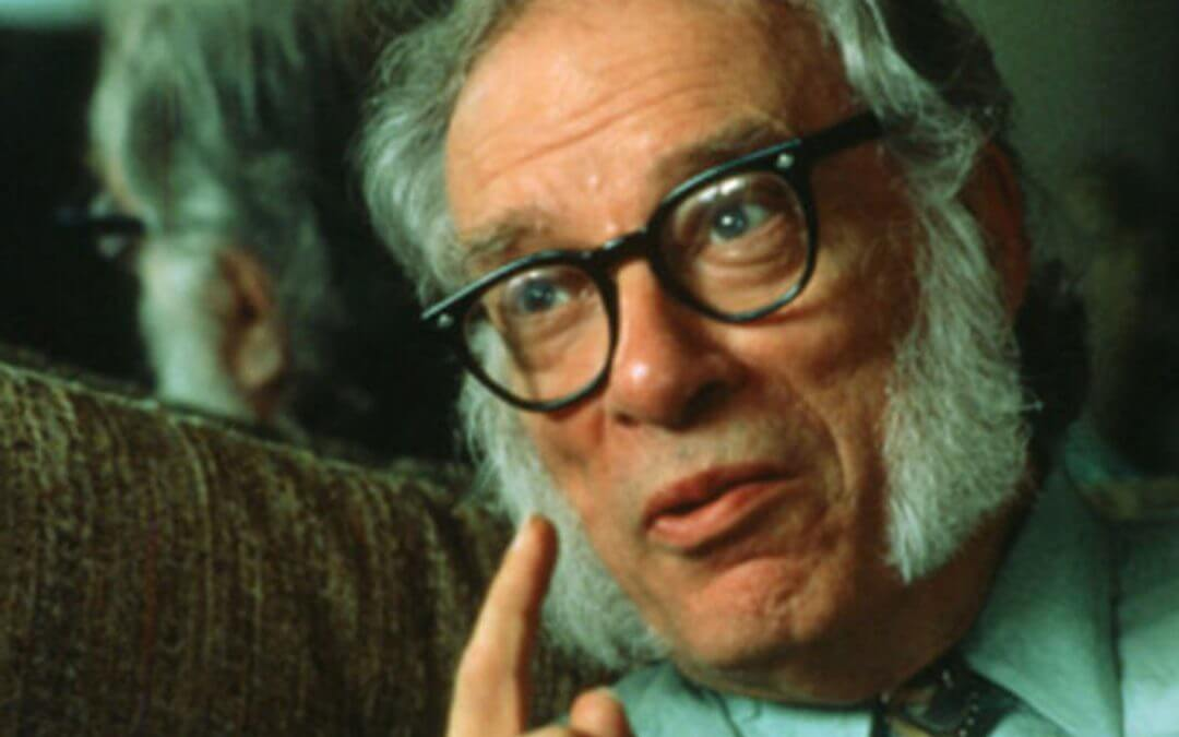 On Isaac Asimov and the current state of Artificial Intelligence